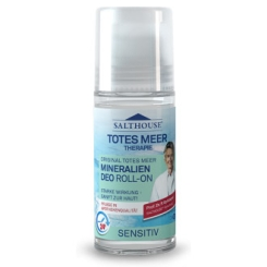 SALTHOUSE® Totes Meer Therapie Mineralien Deo Roll-on