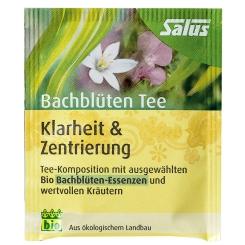 """Salus® Bachblüten Tee """"Klarheit & Zentrierung"""""""