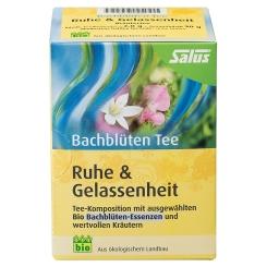 Salus® Bachblüten-Tee Ruhe & Gelassenheit