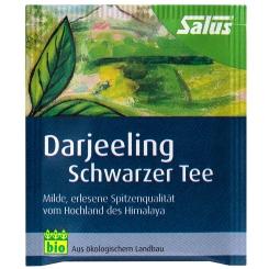 Salus® Darjeeling Bio Schwarzer Tee Filterbeutel