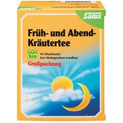 Salus® Früh- und Abend-Kräutertee