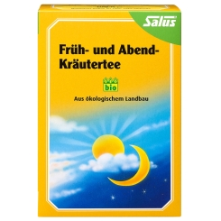 Salus® Früh und Abend Kräutertee