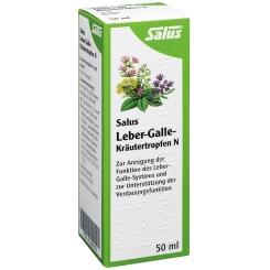 Salus® Leber Galle Kraeutertropfen N