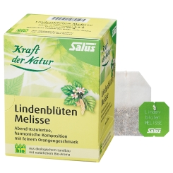 Salus® Lindenblüten Melisse Tee