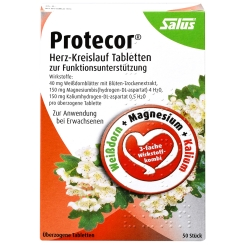 Salus® Protecor® Herz-Kreislauf Tabletten