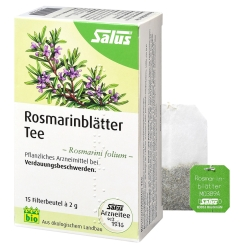 Salus® Rosmarinblätter Tee