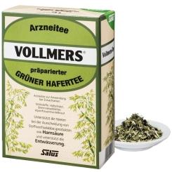 Salus® Vollmers® präparierter Grüner Hafertee