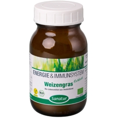 Sanatur Bio-Weizengras