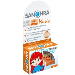 SANOHRA® Music Lärmschutz für Kinder