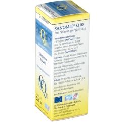 Sanomit Q 10 fluessig