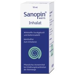 Sanopinwern® Inhalat