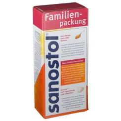 Sanostol Multi-Vitamin Saft + 3 Drachenschmatz Bonbons GRATIS