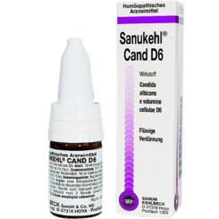 Sanukehl® Cand D6 Tropfen