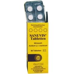 Sanuvis® Tabletten