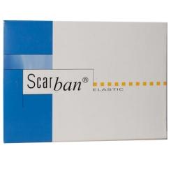 Scarban® Elastic Silikonverband Aereola Circle