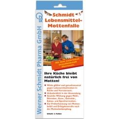Schmidt Lebensmittel-Mottenfalle