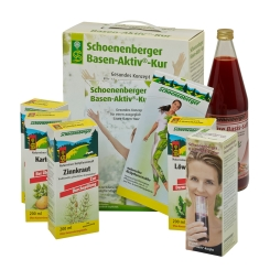 Schoenenberger Basen-Aktiv® Kur