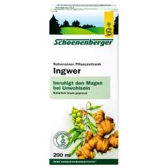 Schoenenberger® Ingwer