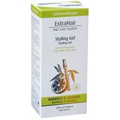 Schoenenberger® Naturkosmetik ExtraHair® Hair Care System Styling Gel