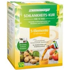 Schoenenberger® Schlankheitskur 5 Elemente