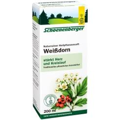 Schoenenberger® Weißdornsaft