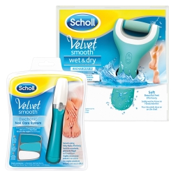 Scholl Fuß- und Nagelpflegeset