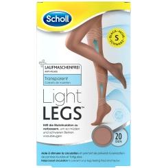 Scholl Light LEGS 20 DEN nude Größe S