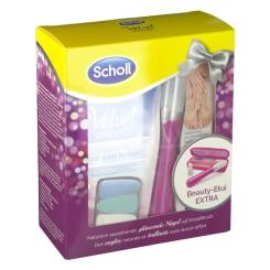 Scholl Velvet Smooth Elektronisches Nagelpflegesystem pink