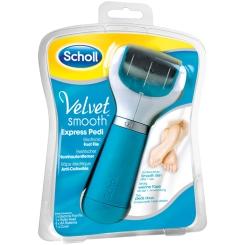 Scholl Velvet Smooth Hornhautentferner + Feuchtigkeitspflege Set