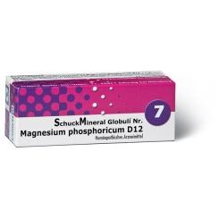 Schuckmineral Globuli 7 Magnesium phosph. D12