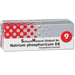 SchuckMineral Globuli 9 Natrium phosph. D6