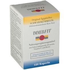 Schwarzkümmelöl Immerfit