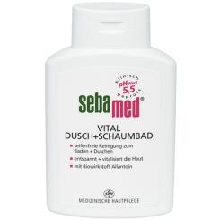 sebamed® Dusch + Schaumbad