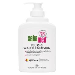 sebamed® flüssig Waschemulsion Spender