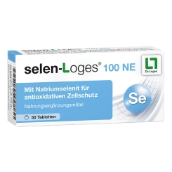 selen-loges® 100 NE Tabletten