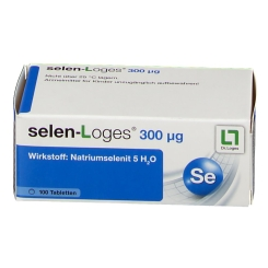 selen-Loges® 300 ug Tabletten