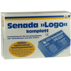 Senada Logo komplett Din 13164