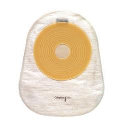 SenSura® einteilig geschlossener Beutel plan 50mm, 340ml Midi Hautfarben