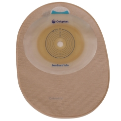 SenSura® Mio einteiliger Beutel 30mm maxi hautfarben