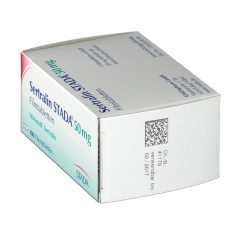SERTRALIN STADA 50 mg