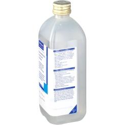 Serumelektrolytlösung mit Glukose