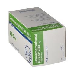 SEVELAMERCARBONAT HEXAL 800 mg Filmtabletten