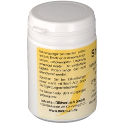 Shiitake Tabletten