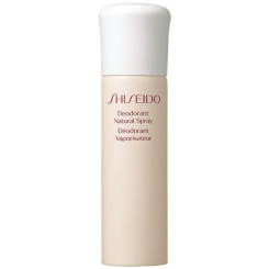 Shiseido Deodorants Deodortant Natural Spray