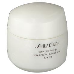 Shiseido Essential Energy Day SPF 20 Tagescreme