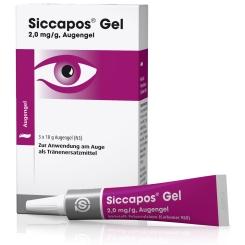 Siccapos® Gel