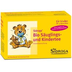 Sidroga® Bio Säuglings- und Kindertee