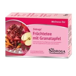 Sidroga® Früchtetee Granatapfel