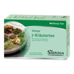 Sidroga® Wellness 7 Kräutertee