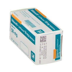 SILDENAFIL 1A Pharma 50 mg Tabletten